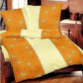 Obliečky Krásna pomarančová