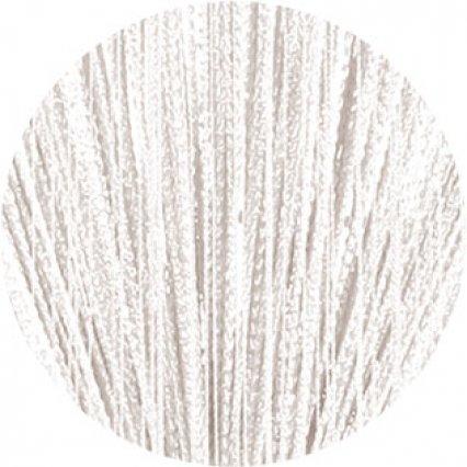 Záclona kusová povrázková Iris biela