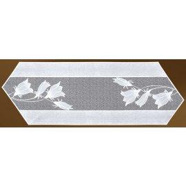 Behúň na stôl kusový UK22142 biely