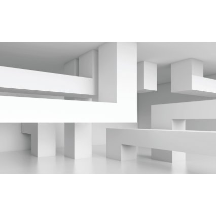 3D Abstraktné fototapeta