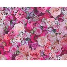 Výpredaj - tapety na stenu Urban Flowers 327221
