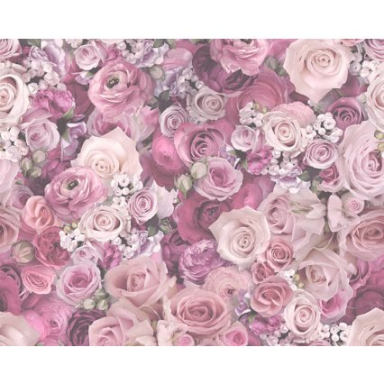 tapety na stenu Urban Flowers 327224