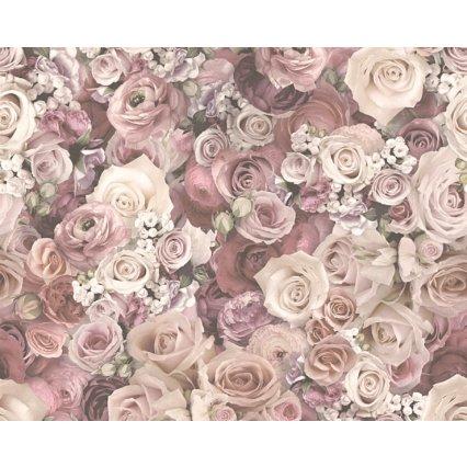 tapety na stenu Urban Flowers 327222