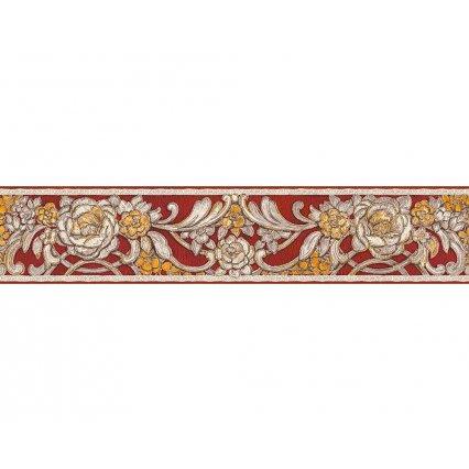 Výpredaj - Tapety na stenu Kind Of White 340783 - bordúra