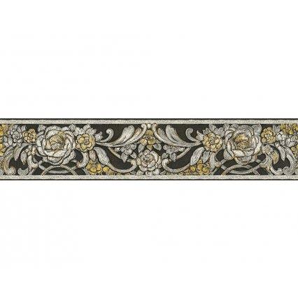 Tapety na stenu Kind Of White 340782 - bordúra