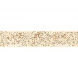 Tapety na stenu Kind Of White 340744 - bordúra