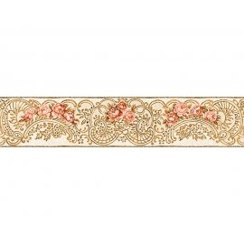 Tapety na stenu Kind Of White 340745 - bordúra