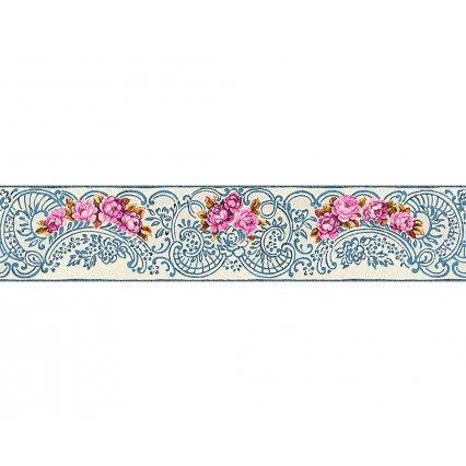 Tapety na stenu Kind Of White 340743 - bordúra