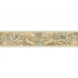 Tapety na stenu Kind Of White 340785 - bordúra