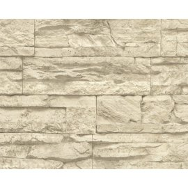 7071-30 tapety na stenu Woodn Stone 707130
