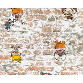 Detské tapety na stenu Boys and Girls 6 369871