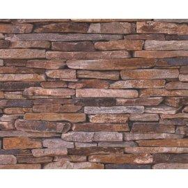 9142-17 tapety na stenu Woodn Stone 914217