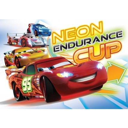 Výpredaj - Detská fototapeta Auta - Neon Endurance