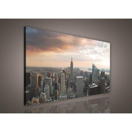 Obraz na plátne New York 100 x 75 cm