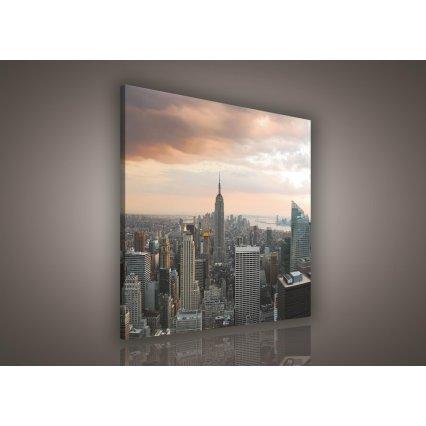 Obraz na plátne New York 80 x 80 cm