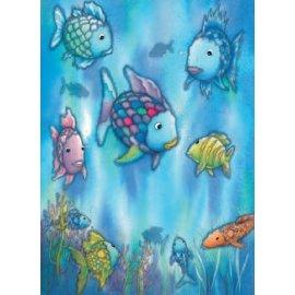 Detské fototapety The Rainbowfish F426